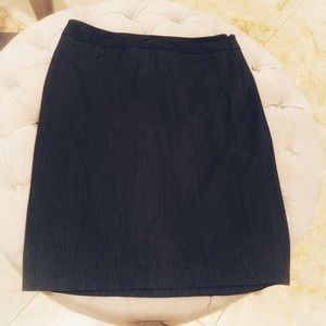 Rafaella Gray Skirt - 16